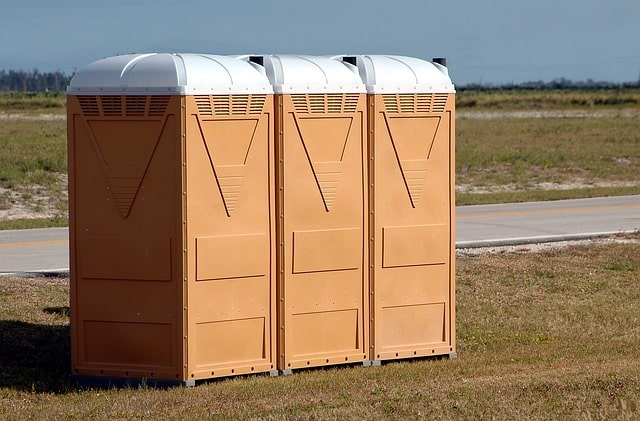 Portable Toilets in California