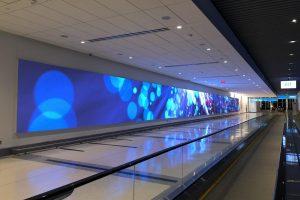 Giant LED Screens: Ad Stars Like It Big