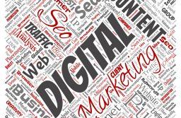 The target factors of digital marketing are widespread and do not include only the elements of traditional SEO
