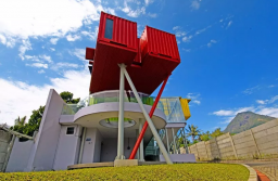 The Most Unusual Ways Shipping Containers Have Been Used