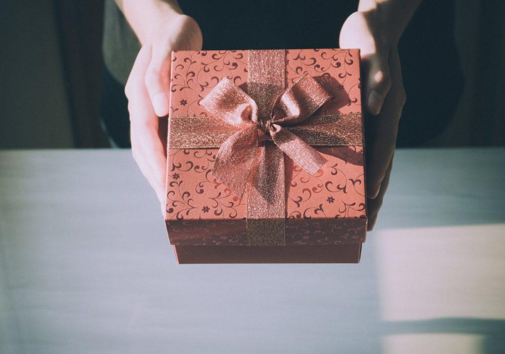 Meaningful gift for boyfriend