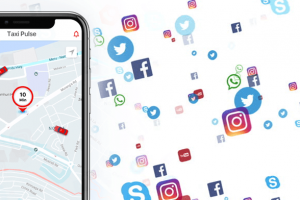 4 ways to Promote Your Taxi App with Social Media Influencers