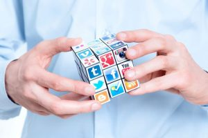 Taxi App with social media