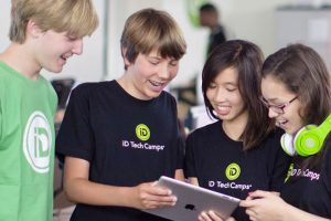 Summer Camps and Technology
