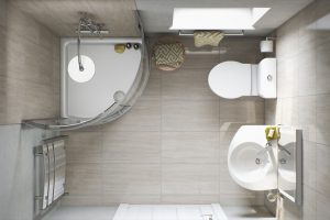 Bathroom Remodeling: Tips to Deal with the Limited Space