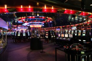 The Casino Storm in Northern Europe
