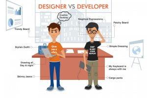 Web Designer Vs. Web Developer: Basic Considerations