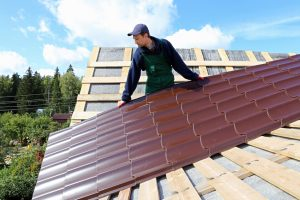 Tips for Metal Roof Repair in Michigan