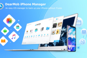 DearMob iPhone Manager – The Best iPhone Management Software For 2019