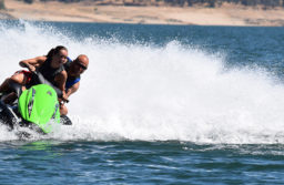 Dipping a Toe in Water-Skiing