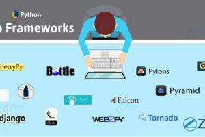 Useful Frameworks for Python