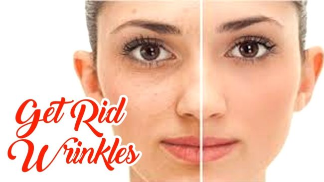 Ways to Get Rid of Wrinkles and Fine Lines