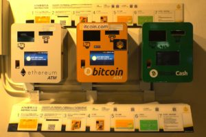 How ATMs Are Making Cryptocurrency Easier To Buy