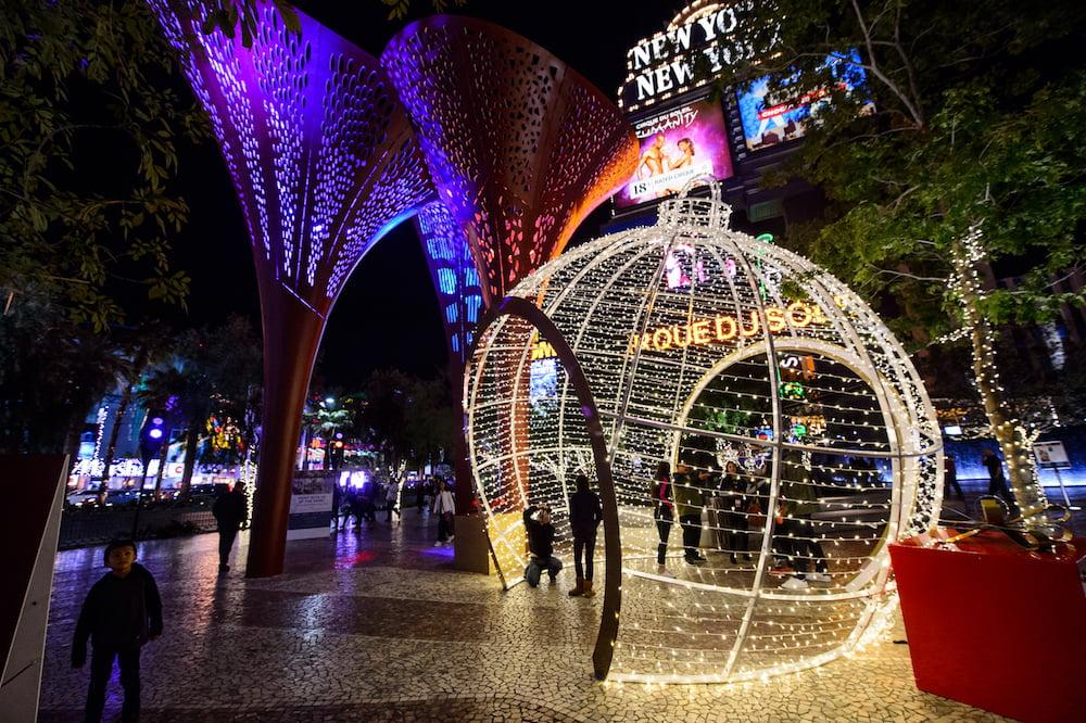 Why Visit Las Vegas in December?