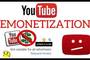 How To Avoid Demonetization On YouTube