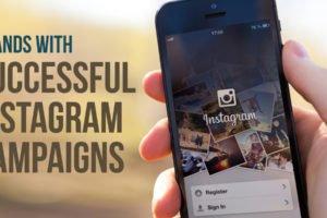 Top 10 Original Campaigns on Instagram
