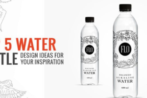 5 Clever Water Bottle Designs