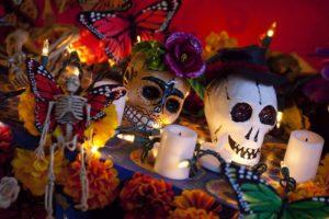 Take Part in San Diego's Día de Los Muertos Celebrations