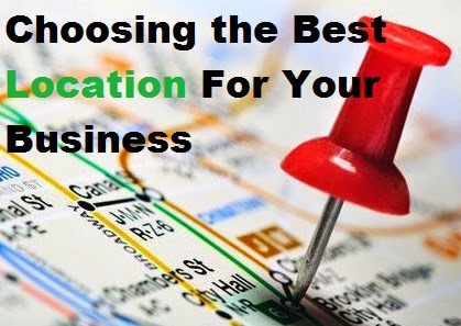 How to Choose the Best Location for Your Business? [Infographic]